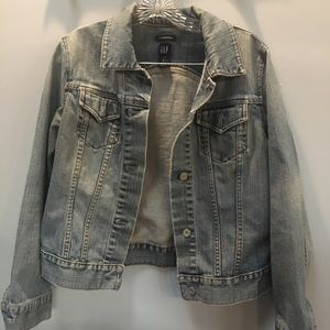 Gap Medium Stretch Denim Jacket
